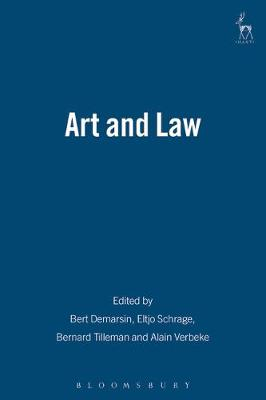Art and Law (Hardback)