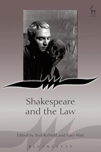 Shakespeare and the Law (Paperback)