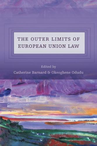 The Outer Limits of European Law (Hardback)