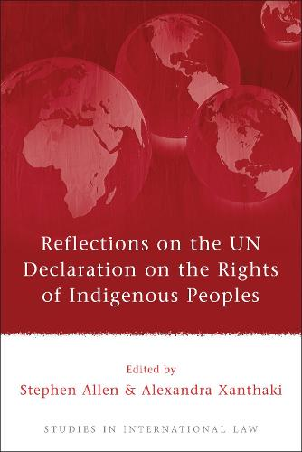Reflections on the UN Declaration on the Rights of Indigenous Peoples - Studies in International Law 30 (Paperback)
