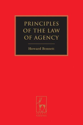 Principles of the Law of Agency (Paperback)