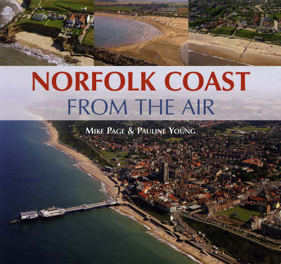 Norfolk Coast from the Air (Hardback)