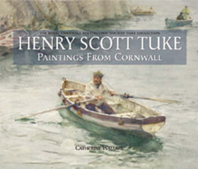 Henry Scott Tuke Paintings from Cornwall (Hardback)