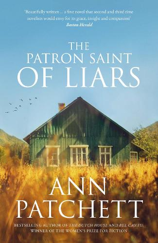 The Patron Saint of Liars (Paperback)