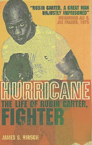 Hurricane: The Life of Rubin Carter, Fighter (Paperback)