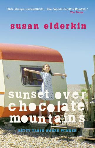 Sunset Over Chocolate Mountains (Paperback)