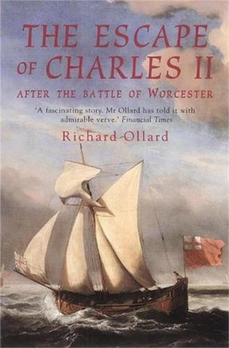 The Escape of Charles II: After the Battle of Worcester (Paperback)