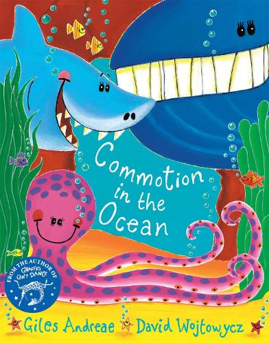Commotion in the Ocean Board Book (Paperback)