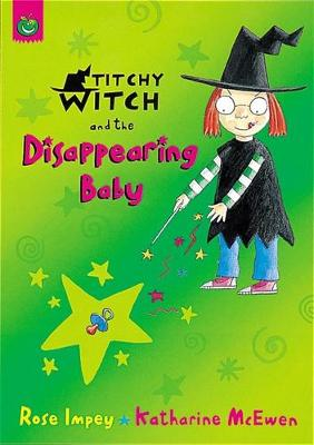 Titchy Witch And The Disappearing Baby (Paperback)