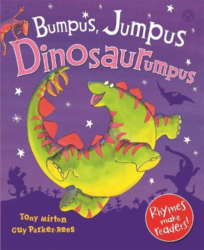 Bumpus Jumpus Dinosaurumpus (Paperback)