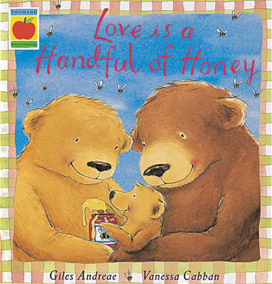 Love is a Handful of Honey (Paperback)