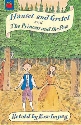 Hansel and Gretel: AND The Princess and the Pea - Fairy Tales S. (Paperback)
