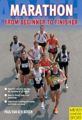 Marathon: From Beginner to Finisher (Paperback)
