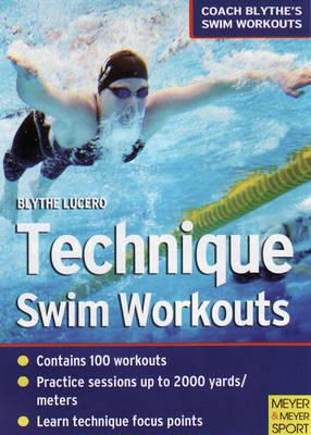 Technique Swim Workouts (Paperback)