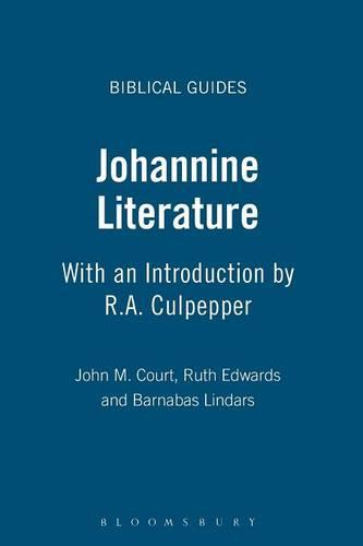 Johannine Literature: An Introduction - The Sheffield New Testament guides (Paperback)