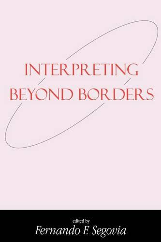 Interpreting Beyond Borders - Bible & Postcolonialism S. v. 3 (Paperback)