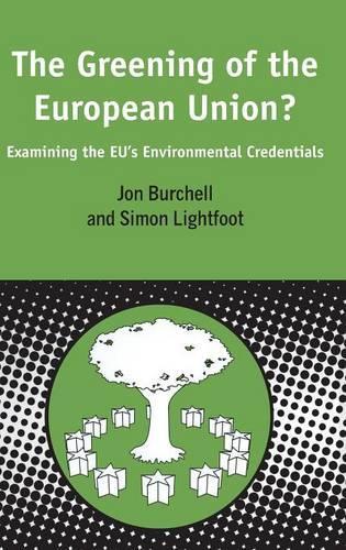 Greening of the EU (Hardback)