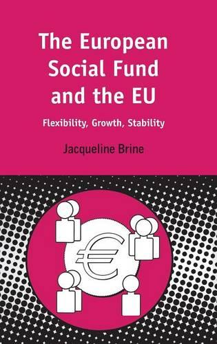 The European Social Fund and the EU: Flexibility, Growth, Stability - Contemporary European Studies S. No.11 (Hardback)