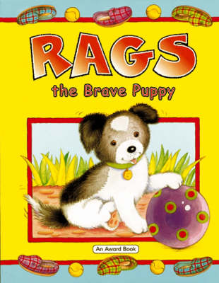 Rags the Brave Puppy (Paperback)