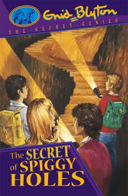 The Secret of Spiggy Holes - Secret Series (Hardback)