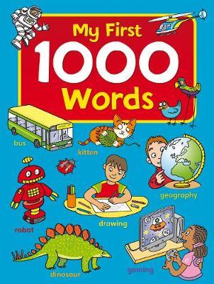 First 1000 Words (Hardback)