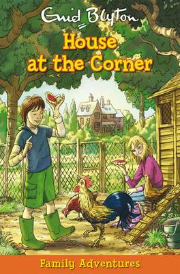 House at the Corner - Family Adventures (Paperback)