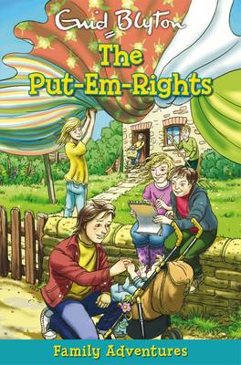 The Put-Em-Rights - Family Adventures (Paperback)