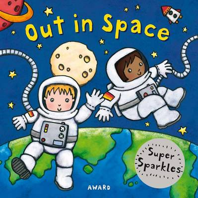 Out in Space (Board book)