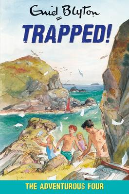Trapped! - Adventurous Four (Paperback)