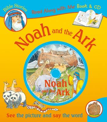 Noah and the Ark - Read Along with Me Bible Stories