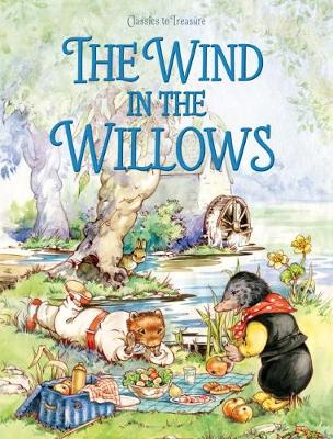 The Wind in the Willows (Hardback)