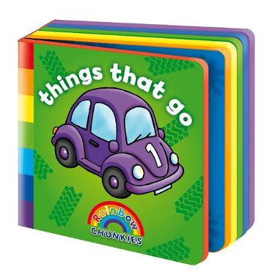 Things That Go - Rainbow Chunkies