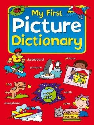 My First Picture Dictionary (Hardback)