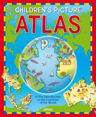 Children's Picture Atlas - Children's Picture Atlas (Hardback)