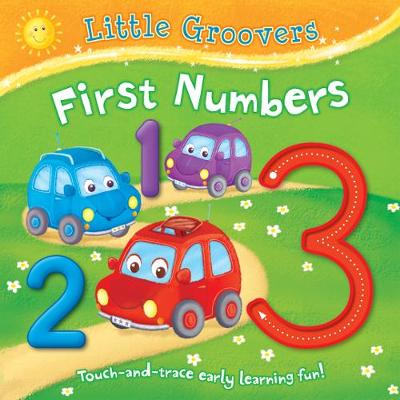 First Numbers - Little Groovers (Board book)