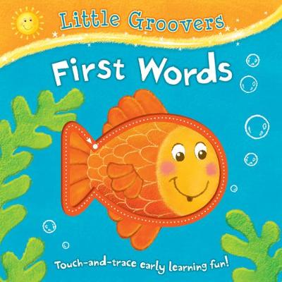 First Words - Little Groovers (Board book)