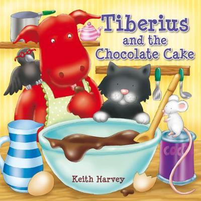 Tiberius and the Chocolate Cake - Tiberius Tales (Paperback)