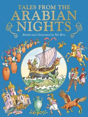 Tales from the Arabian Nights - Fairy Tale Treasuries (Hardback)