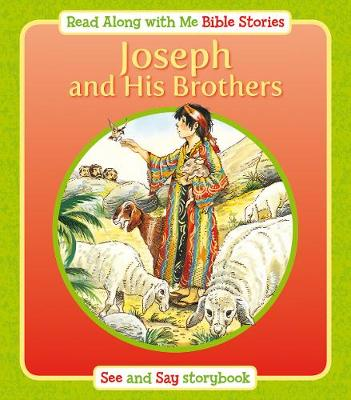 Joseph and His Brothers - Read Along with Me Bible Stories (Paperback)