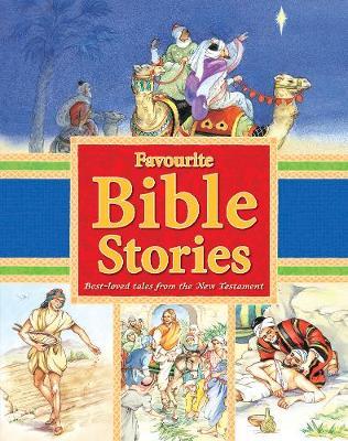 Favourite Bible Stories (Hardback)