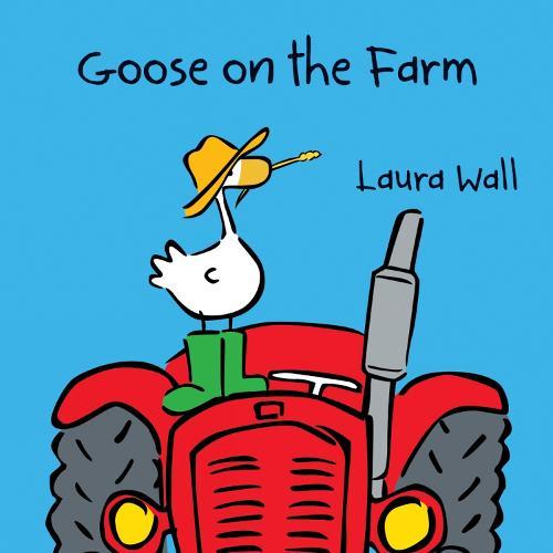Goose on the Farm (Paperback)
