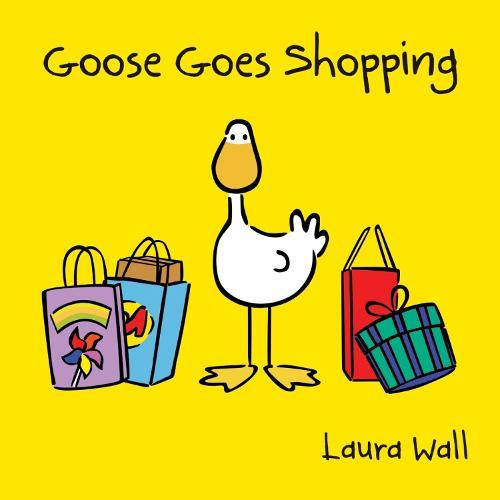 Goose Goes Shopping - Goose 6 (Paperback)