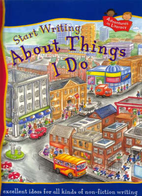 About Things I Do - Start Writing S. (Paperback)