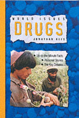 WORLD ISSUES DRUGS (Book)