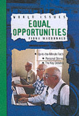 WORLD ISSUES EQUAL OPPORTUNITIES (Book)