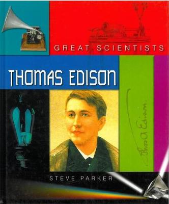 GREAT SCIENTISTS EDISON (Hardback)