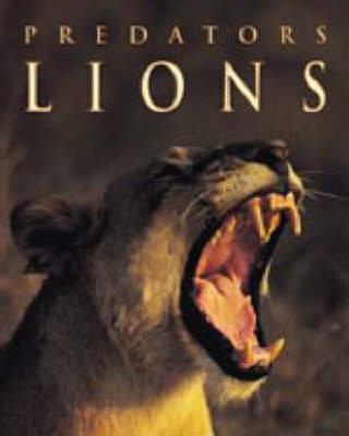 PREDATORS LIONS (Hardback)