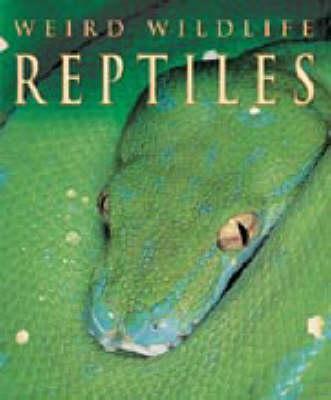 WEIRD WILDLIFE REPTILES (Paperback)