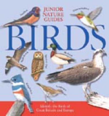 JR NATURE GUIDES BIRDS (Hardback)
