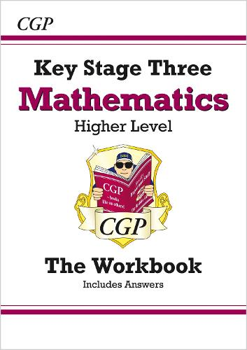 KS3 Maths Workbook (with Answers) - Higher (Paperback)
